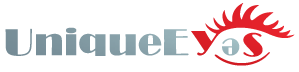 UniqueEyes Web Solutions Logo